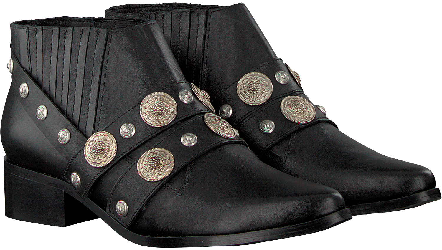 first rate dependable performance newest style of Schwarze NIKKIE Stiefeletten MERLE BOOTS - Omoda