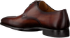 Cognacfarbene MAGNANNI Business Schuhe 22643  - small