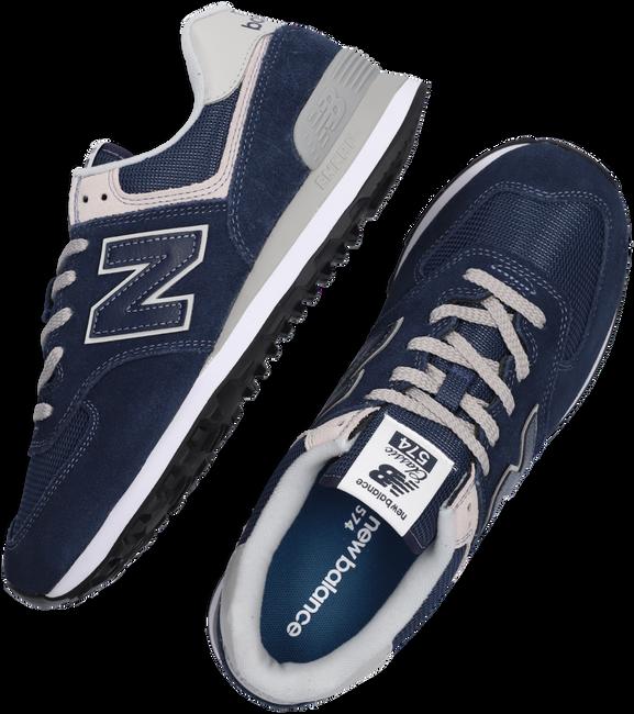 Blaue NEW BALANCE Sneaker ML574 - large