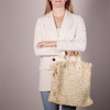 Beige BECKSONDERGAARD Handtasche MIXA FALKO  - small