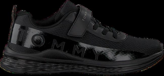 Schwarze TOMMY HILFIGER Sneaker low 30999  - large