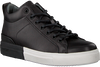 Schwarze BLACKSTONE Sneaker SK53  - small