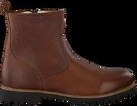 Braune BLACKSTONE Ankle Boots OM63 - medium