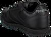 Schwarze REEBOK Sneaker CLASSIC LEATHER KIDS - small