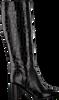 Schwarze NOTRE-V Hohe Stiefel GABIA  - small