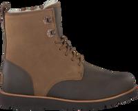 Braune UGG Ankle Boots HANNEN TL - medium