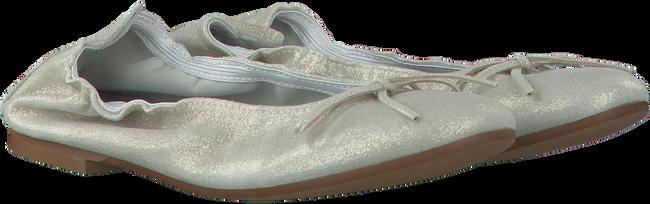Weiße CLIC! Ballerinas 7290 - large