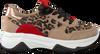 Beige PAUL GREEN Sneaker 4764  - small