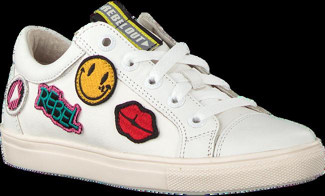 Weiße BRAQEEZ Sneaker 418237 - large