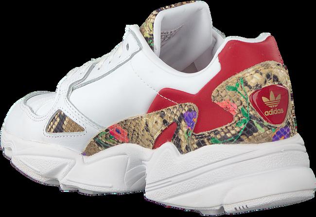 Weiße ADIDAS Sneaker low FALCON W  - large