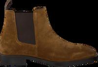 Cognacfarbene SCOTCH & SODA Chelsea Boots PICARO  - medium