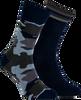 Blaue MARCMARCS Socken BENJAMIN  - small