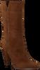 Cognacfarbene NOTRE-V Stiefeletten DUNA7\G  - small