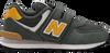 Grüne NEW BALANCE Sneaker low PV574  - small