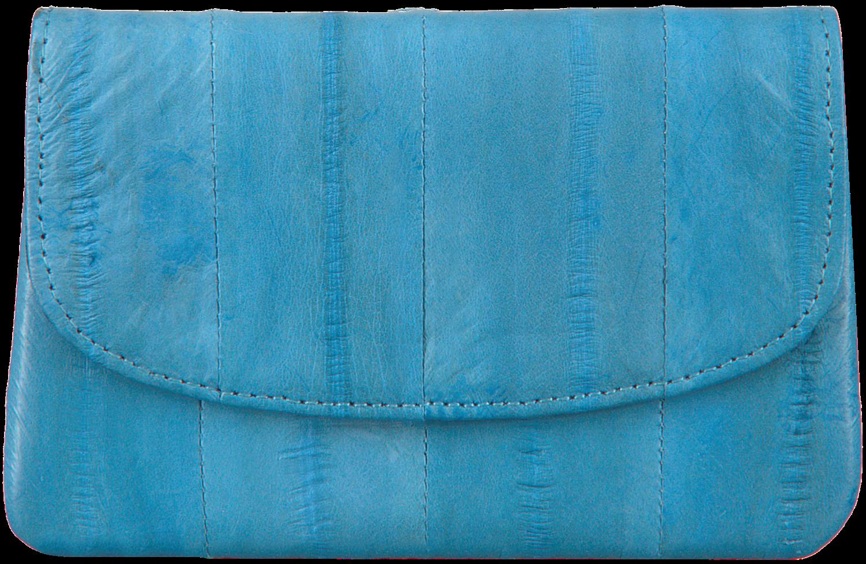 Blaue BECKSONDERGAARD Portemonnaie HANDY RAINBOW AW19 KbuTN