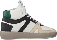 Weiße NUBIKK Sneaker high JIRO DUNK  - medium