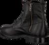 Schwarze BLACKSTONE Schnürschuhe MM08 - small
