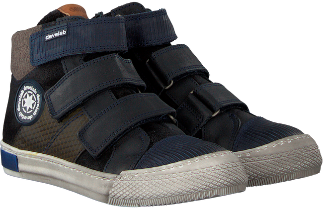 Blaue DEVELAB Sneaker 41727 - large