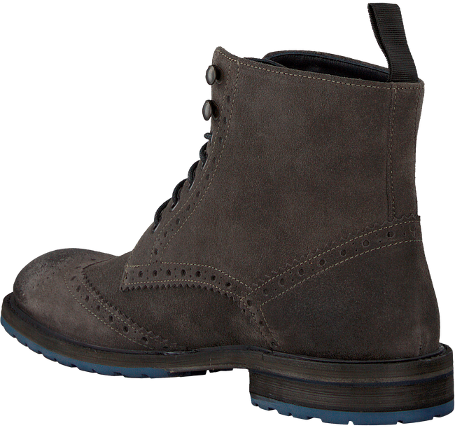 Taupe OMODA Schnürboots 3119 - large