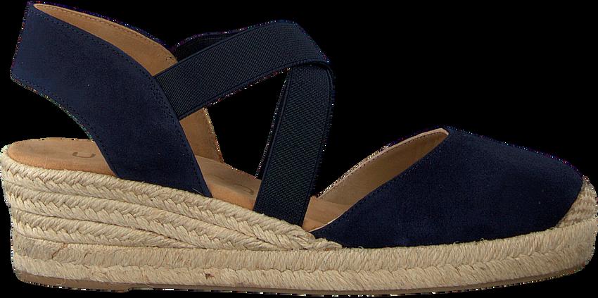 Blaue UNISA Espadrilles CELE - larger