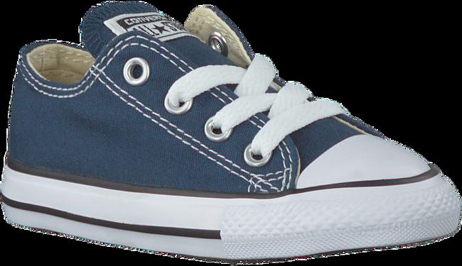 Blaue CONVERSE Sneaker CTAS OX KIDS - large