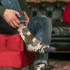 Graue MARCMARCS Socken MM DOMINIC COTTON 2-PACK - small
