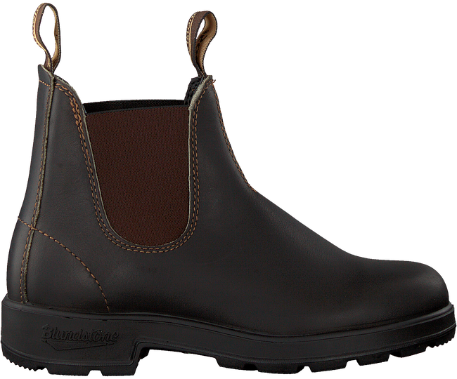 Braune BLUNDSTONE Chelsea Boots ORIGINAL DAMES  - large