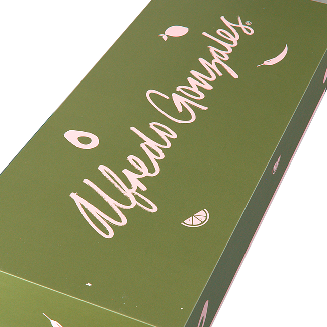 Mehrfarbige/Bunte Alfredo Gonzales Socken FOOD BOX  - large