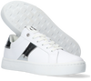 Weiße CALVIN KLEIN Sneaker low CUPSOLE LACEUP  - small