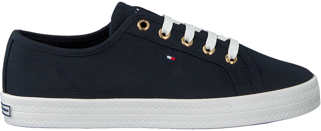 Blaue TOMMY HILFIGER Sneaker low ESSENTIAL NAUTICAL  - large