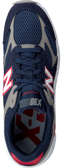 Blaue NEW BALANCE Sneaker MSX90  - large