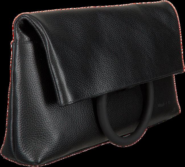 Schwarze UNISA Handtasche ZLILY  - large