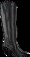 Schwarze TORAL Hohe Stiefel 12537  - medium