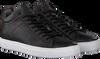 Schwarze BLACKSTONE Sneaker SG29  - small