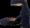 Blaue NOTRE-V Pumps 45239  - small
