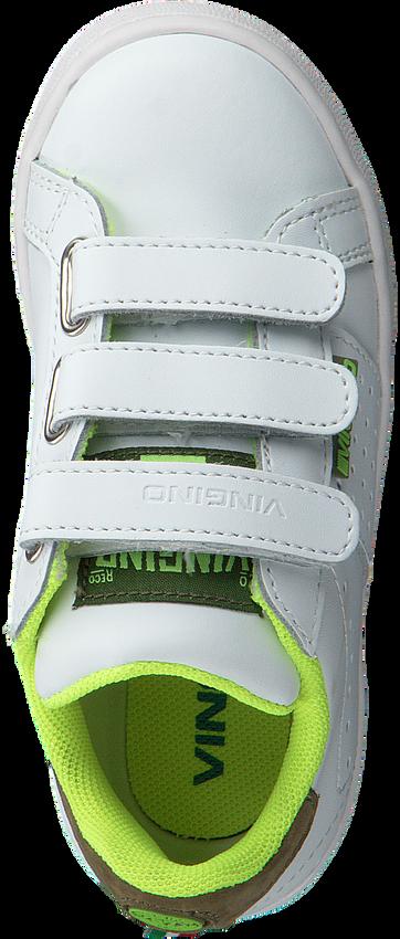 Weiße VINGINO Sneaker MACE VELCRO - larger