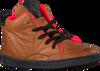 Cognacfarbene JOCHIE & FREAKS Sneaker 18256 - small