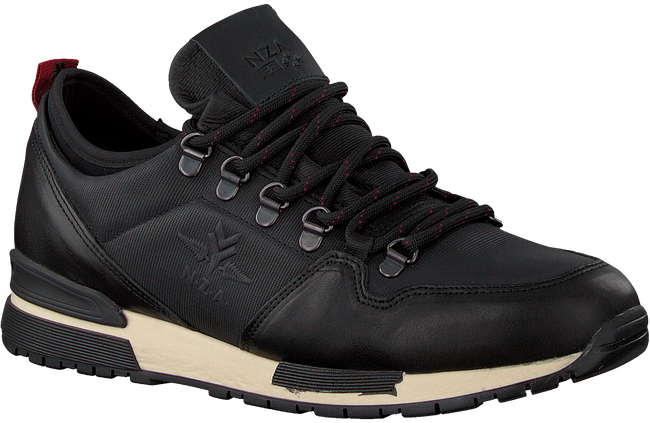 Schwarze NZA NEW ZEALAND AUCKLAND Sneaker CHEVIOT  - large