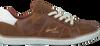 Cognacfarbene BULLBOXER Sneaker AGM008 - small