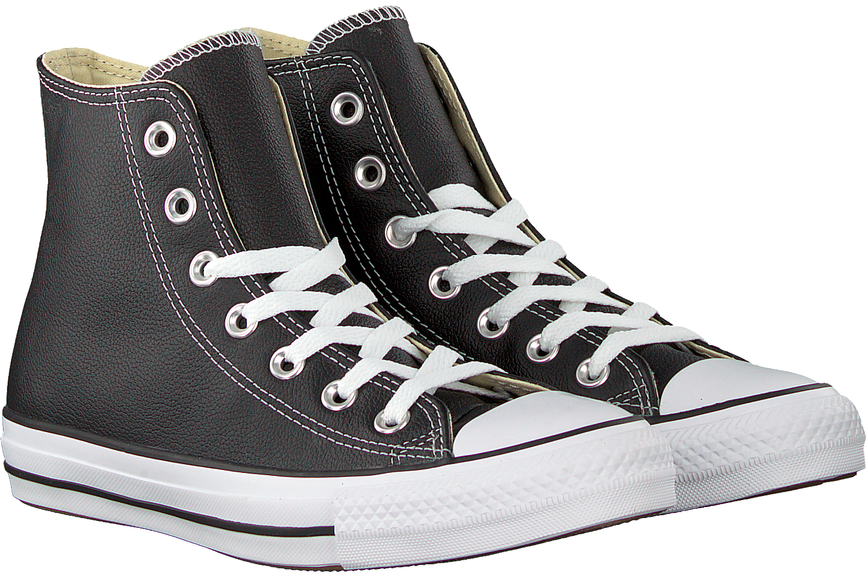 Schwarze CONVERSE Sneaker CHUCK TAYLOR ALL STAR HI DAMES | Omoda