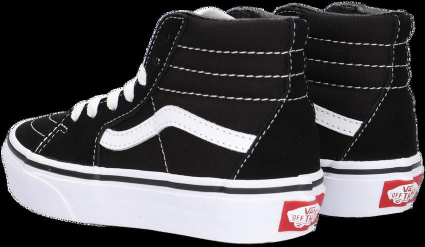 Schwarze VANS Sneaker UY SK8-HI KIDS - larger