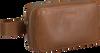 Cognacfarbene MYOMY Beuteltasche MY BOXY BAG CAMERA  - small