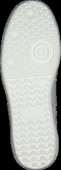 Weiße RED-RAG Sneaker low 74316  - large