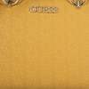 Goldfarbene GUESS Handtasche HERITAGE POP LRG GIRLFRIEND SA  - small