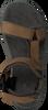 Braune TEVA Sandalen 1012072 - small