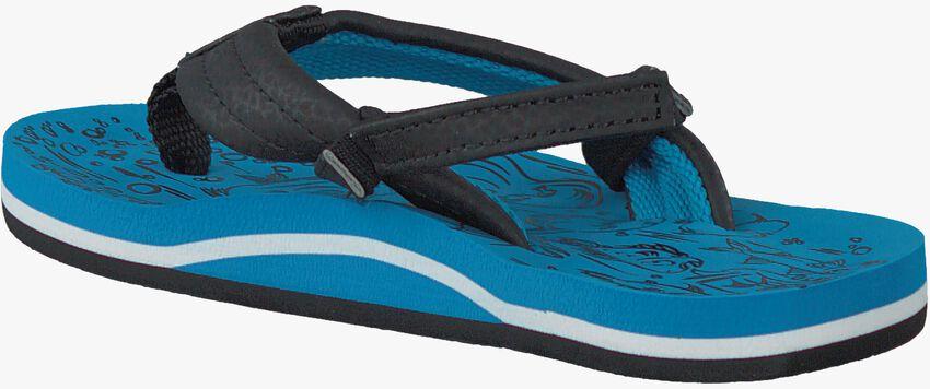 Blaue REEF Zehentrenner GROM REEF FOOTPRINTS - larger