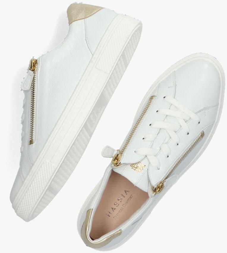 Weiße HASSIA Sneaker BILBAO  - larger