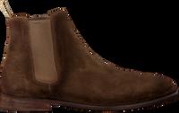 Braune CORDWAINER Chelsea Boots 18540  - medium