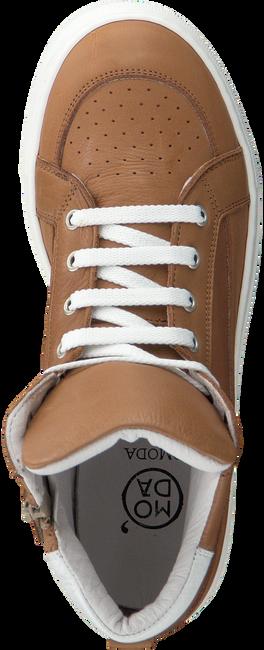 Cognacfarbene OMODA Sneaker 2184 - large