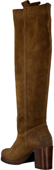 Braune SHABBIES Hohe Stiefel 193020037  - large